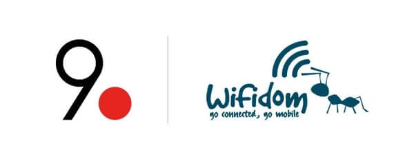 9Dot Signed a Partnership with Wifidom